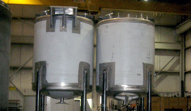 Storage Tanks and Hoppers